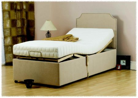 iscomatic adjustable bed